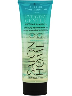 Wholesale Charles Worthington Everyday Gentle Micellar Shampoo - (250 ml)