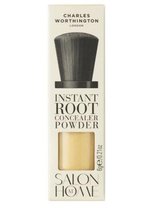Charles Worthington Instant Root Concealer Powder - Dark Blonde