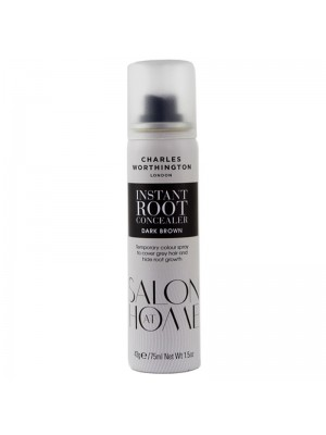 Wholesale Charles Worthington Instant Root Concealer Spray - Dark Brown