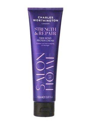 Wholesale Charles Worthington Strength & Repair Fibre Bond Protein Cream - 150ml