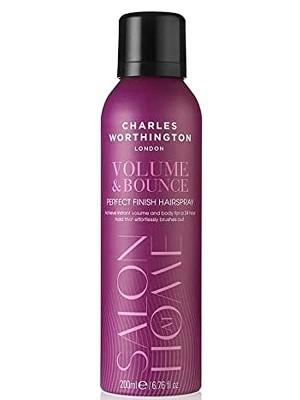 Wholesale Charles Worthington Volume & Bounce Perfect Finish Hairspray - 200ml