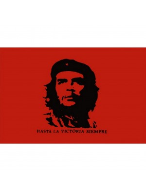 Che Guevara Flag - 5ft x 3ft