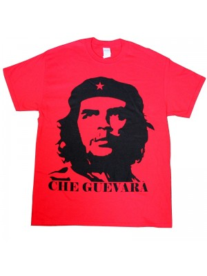 Che Guevara T-Shirt - Red (Assorted Sizes)