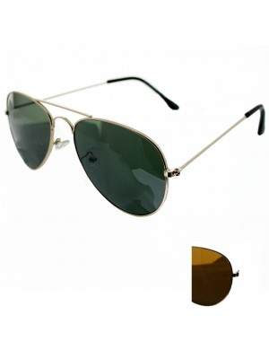 Wholesale Children's Aviator Sunglasses - Assorted Colours