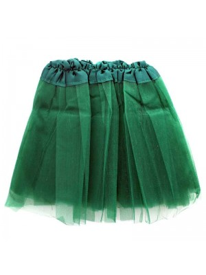 Wholesale Children's Dark Green Tutu Skirt