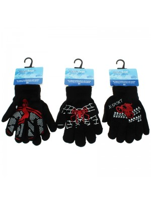 Children's Feel Fresh Magic Gloves - Assorted Designs