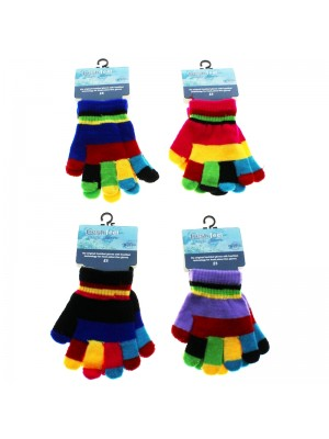 Children's Feel Fresh Magic Gloves - Multi-Coloured