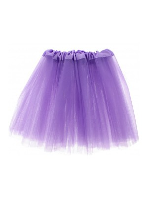 Children's Purple Tutu Skirt
