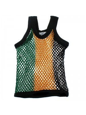 Children's-String-Vest-Jamaica-Colours-Assorted-Sizes