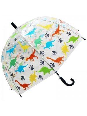 Children's Dinosaur Design Umbrella