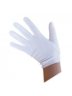 Children's Magician Gloves - White