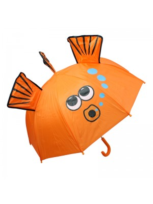 Children's Umbrella - Fish Design