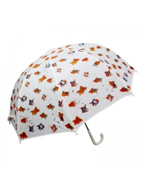Children's Umbrella - Goldfish Print