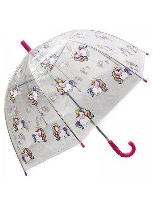 Children's Unicorn Design Umbrella