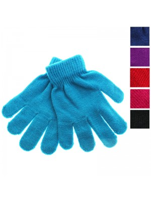 Childrens Thermal Magic Gloves - Assorted Colours