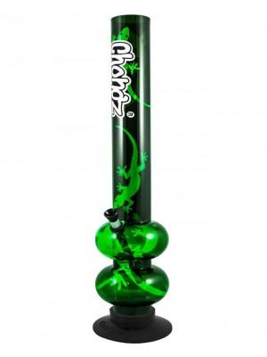 "Wholesale Chongz Acrylic ""16 Baby 16"" 2 Bubble Lizard Design W-Pipe"