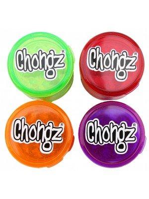 Chongz 4-Part Plastic Grinder - Assorted Colours