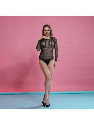 Cindylove Body Stocking - The Rose