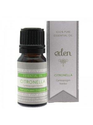Eden Essential Oil - Citronella (10ml)