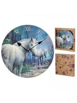 Wholesale Lisa Parker The Journey Home Unicorn Picture Clock