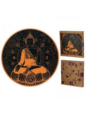 Wholesale Thai Buddha Picture Wall Clock