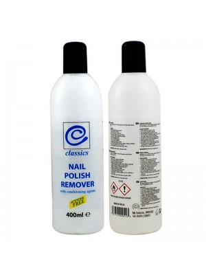 Wholesale Classics Nail Polish Remover - Acetone Free (400 ml)