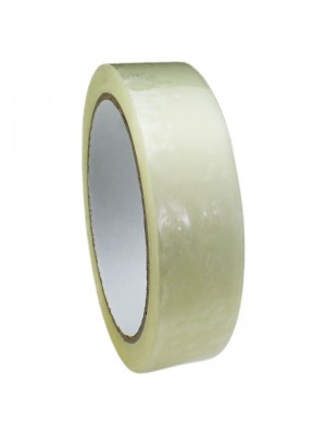 Clear Packing Tape - 1 Roll (25mm x 66 Meters)
