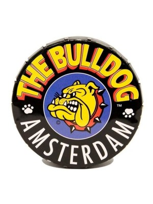 Wholesale The Bulldog Storage Click Tin- Black