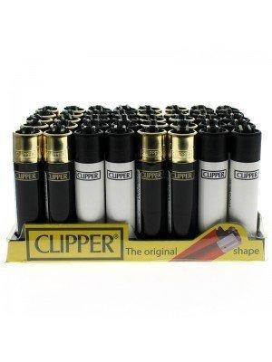 Clipper-Lighters-Black-&-White-80049
