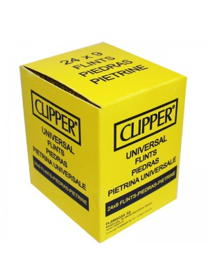 Clipper Universal Flints 24 cards