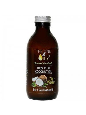 Wholesale The One & Oily 100% Pure Coconut Oil-200ml