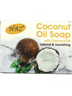 Wholesale Haz Coconut Oil Soap- 100g