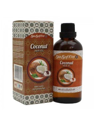 Sta-Sof-Fro Coconut Hair Oil- 100 ml