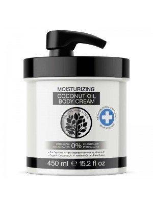 Skin Oil From Africa Moisturising Coconut Oil Body Cream-450 ml