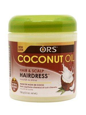 Wholesale ORS Coconut Oil Hair & Scalp Hairdress Jar - (156 g)