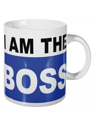 Wholesale Coffee Mug I Am The Boss