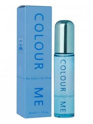 Wholesale Milton Lloyd Mens Perfume - Colour Me Sky Blue