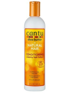 Wholesale Cantu Natural Creamy Hair Lotion - (355 ml)