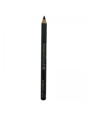 Constance Carrol Eyebrow Pencil with Brush - Black