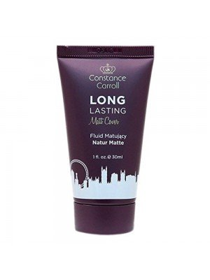 Constance Carroll Long Lasting Matte Cover 30ml - 04 Natural Bronze
