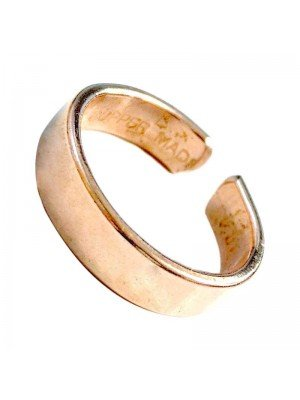 Wholesale Copper Ring - 6mm