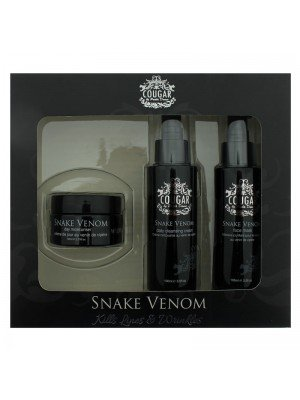 Cougar Snake Venom Skin Care Set