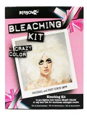 Wholesale Crazy Color Bleaching Kit