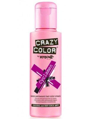 Crazy Color Semi-Permanent Hair Color - Cyclamen