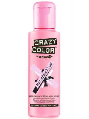 Crazy Color Semi-Permanent Hair Color - Marshmallow