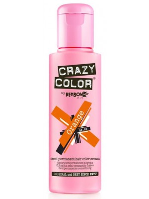 Wholesale Crazy Color Hair Dye- Orange