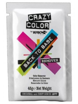 Wholesale Crazy Color Remover Back To Base 45g