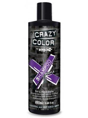 Crazy Color Shampoo (For Purple Shades)
