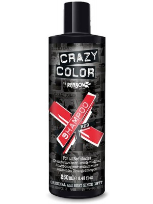 Wholesale Crazy Color Shampoo (For Red Shades)