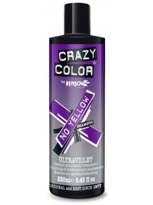 Crazy Color No Yellow Shampoo - Ultraviolet